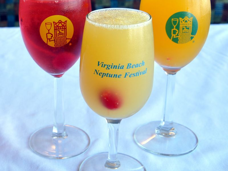 mimosas neptune fest