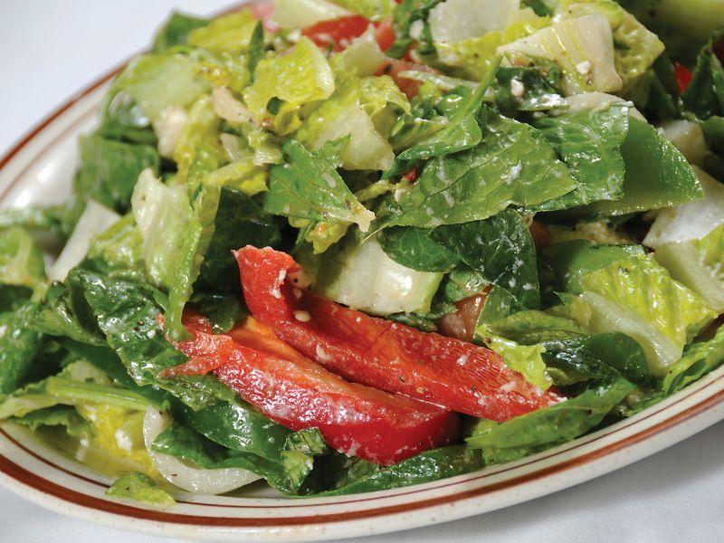 Sunnyside Salad
