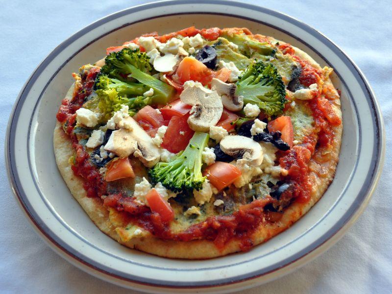Gr Garden Pizza