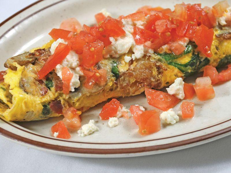 Sunnyside Omelet